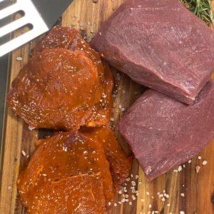 BEEF PREGO BBQ & PORTUGUESE