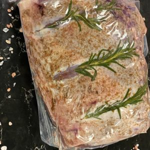 ROSEMARY LEG OF LAMB