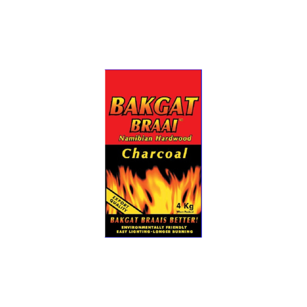 bakgat braai charcoal