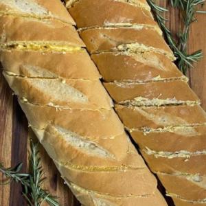 biltong en cheese bread