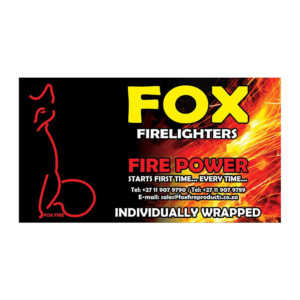 fox firelighters