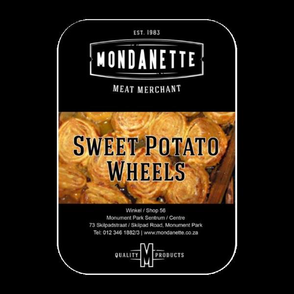 sweet potato wheels