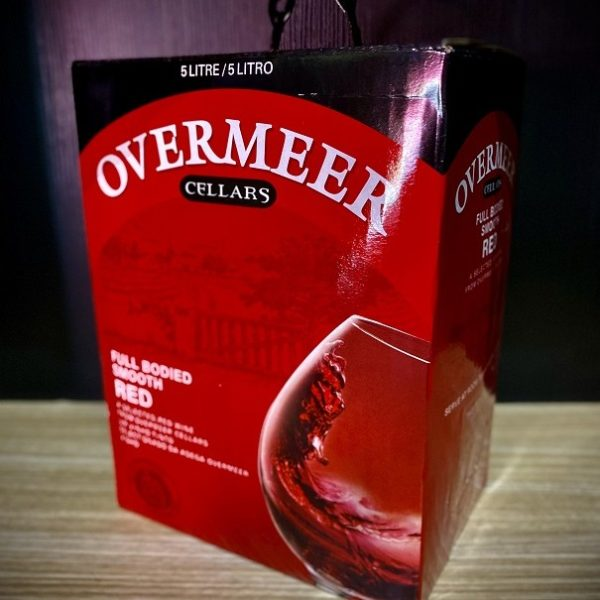Overmeer Red 5l