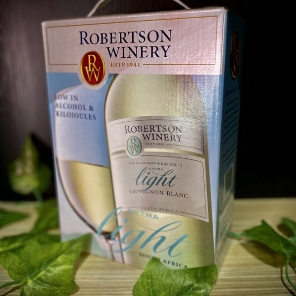 Robertson Sauvignon blanc Extra Light 3l