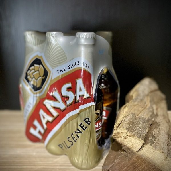 Beer_Hansa Pilsner