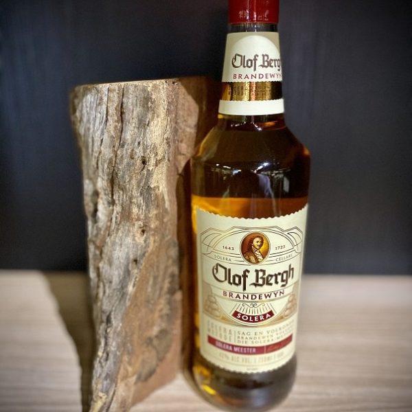 Olofbergh Brandy 750ml
