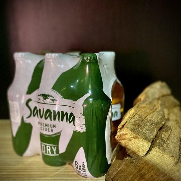 Savanna Dry 330ml
