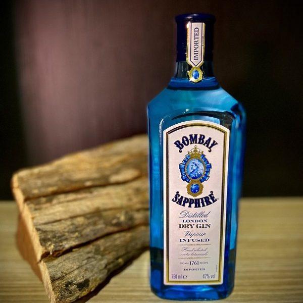 Bombay Sapphire Dry Gin 750ml