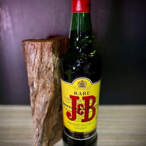J&B Rare 750ml