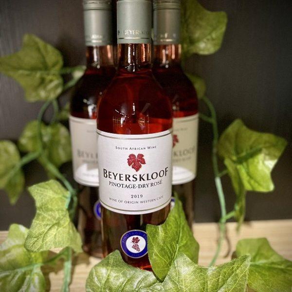 Beyerskloof Rose Pinotage 750ml
