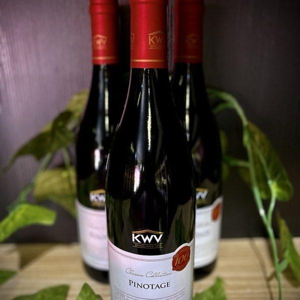 KWV Pinotage 750ml