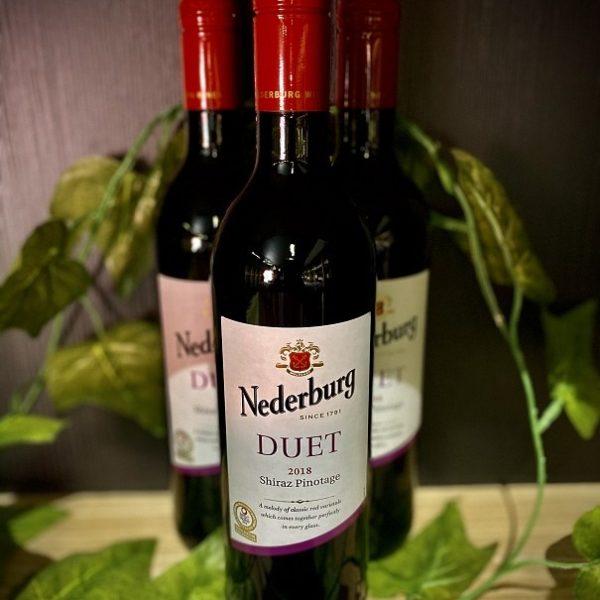 Nederburg Duet Shiraz Pinotage 750ml
