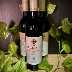 Vrede & Lust The Red Lady Merlot 750ml