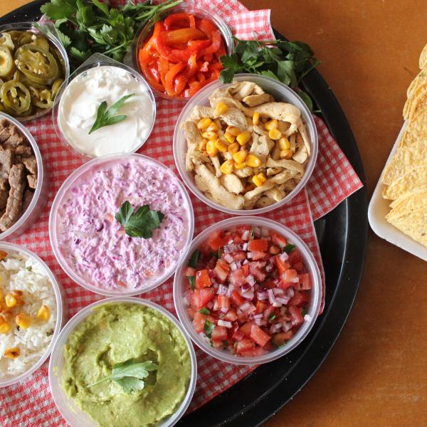 Platter 2 - Mexican Fiesta