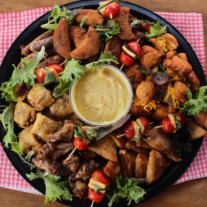 Platter 3 - Traditional